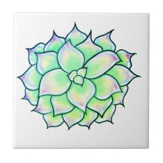 Succulent-green Tile