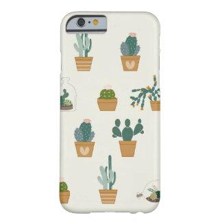Succulent IPhone 6 Case Cactus pattern
