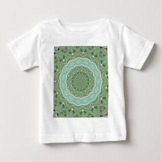 Succulent Mandala Baby T-Shirt