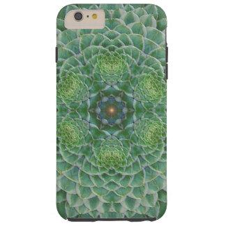 Succulent Mandala Case