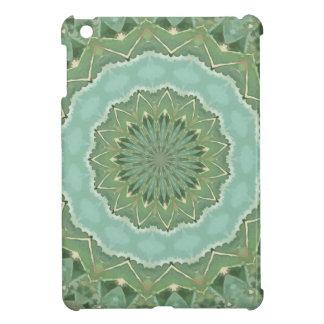 Succulent Mandala iPad Mini Covers