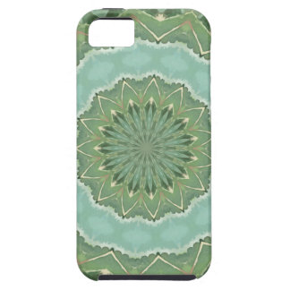Succulent Mandala iPhone 5 Cover