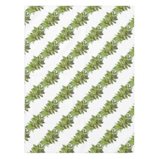 succulent plant in the garden tablecloth