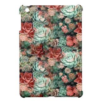 Succulent Succulents iPad Mini Cover