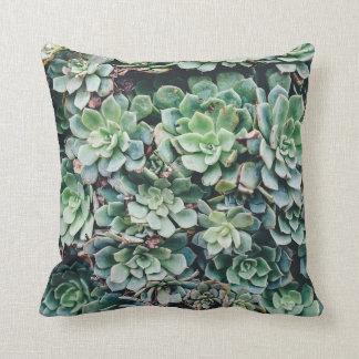 Succulent | Throw Pillow