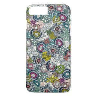 succulents multi light iPhone 7 plus case
