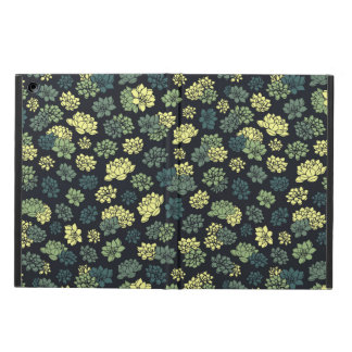 Succulents Pattern Cover For iPad Air