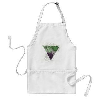 succulents standard apron