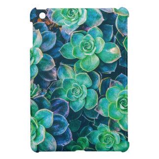 Succulents, Succulent, Cactus, Cacti, Green, Plant iPad Mini Cover