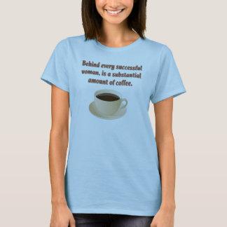 Sucessful Woman Babydoll Shirt
