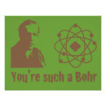 Such a Bohr Personalised Announcements