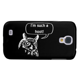 Such a Hoot Samsung Galaxy S4 Cover