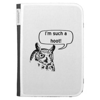 Such a Hoot Cases For Kindle