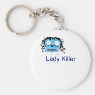 Such a Lady Killer Key Chain