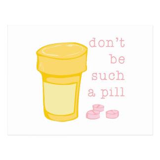 Such A Pill Postcard
