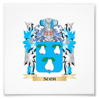 Such Coat of Arms - Family Crest Photo Print