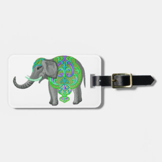 SUCH IS PROSPERITY LUGGAGE TAG