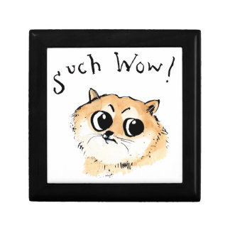 Such Wow! Doge Meme Gift Box
