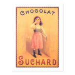 Suchard Chocolate - 1923 Postcard