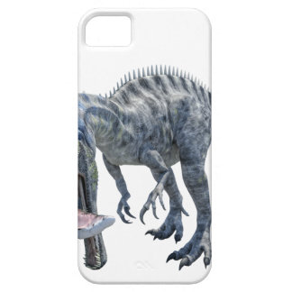 Suchomimus Dinosaur Eating a Shark Barely There iPhone 5 Case