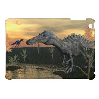 Suchomimus dinosaurs - 3D render Case For The iPad Mini