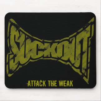 SUCKOUT brand Mouse Pad