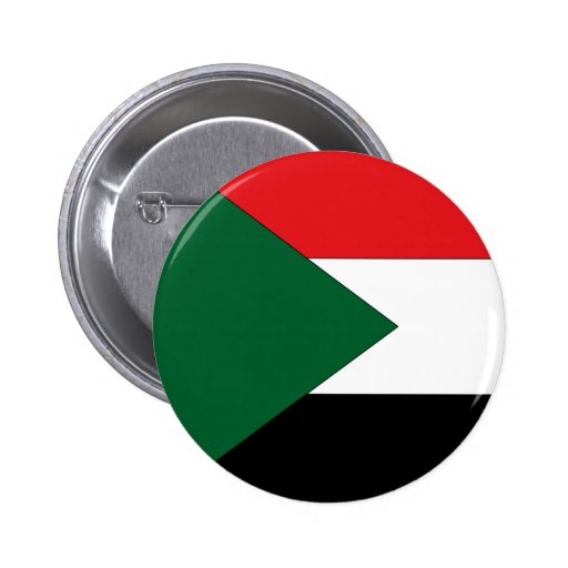 Sudan Pinback Buttons