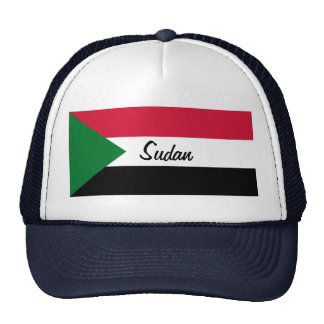 Sudan-Cap-1 Mesh Hats