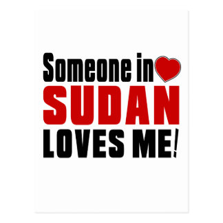 SUDAN Celebrating Years Of Being Awesome Postcard