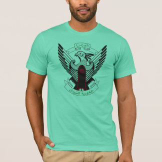 Sudan Coat of Arms T-shirt