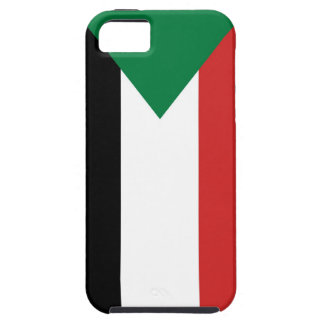 sudan country flag case iPhone 5 cases
