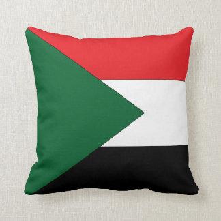 Sudan Throw Pillows