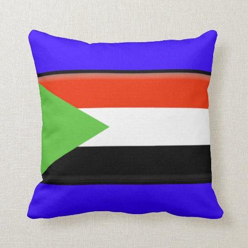 Sudan Pillows