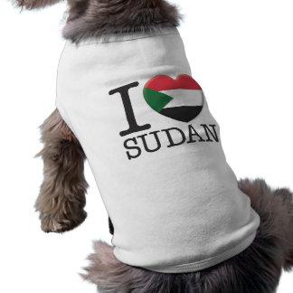 Sudan Dog Tee