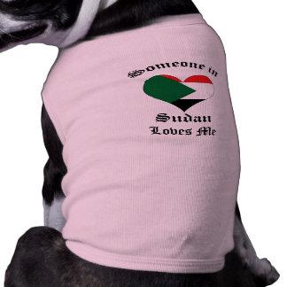 Sudan Dog T-shirt