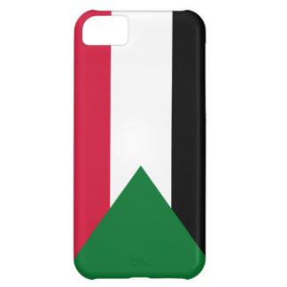 Sudan Flag Case For iPhone 5C