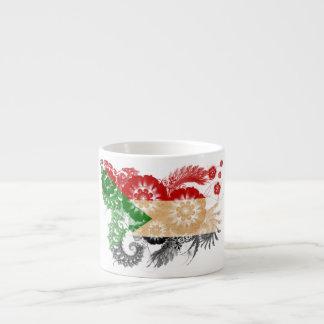 Sudan Flag Espresso Mug