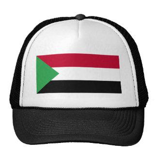 Sudan Flag Hats