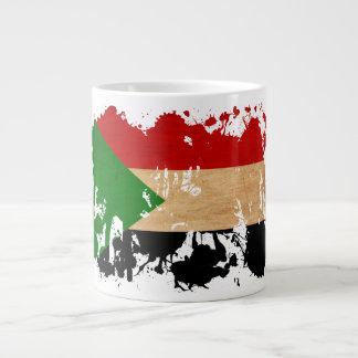 Sudan Flag Jumbo Mug