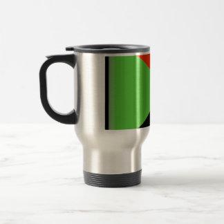 Sudan Flag Coffee Mugs