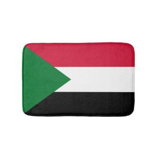 Sudan Flag Bath Mats