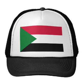 Sudan Mesh Hats