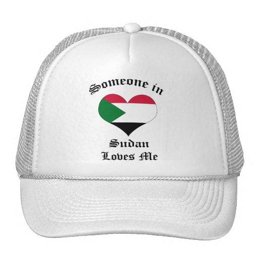 Sudan Hats
