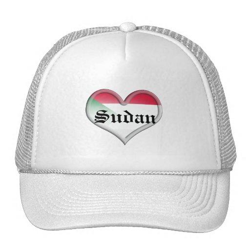 Sudan Trucker Hat