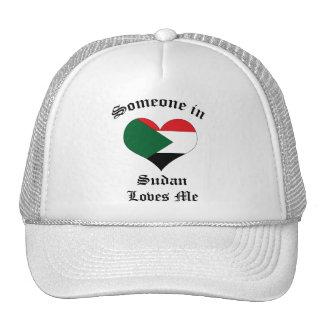 Sudan Trucker Hats