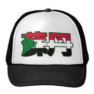 Sudan - In Chinese Hat