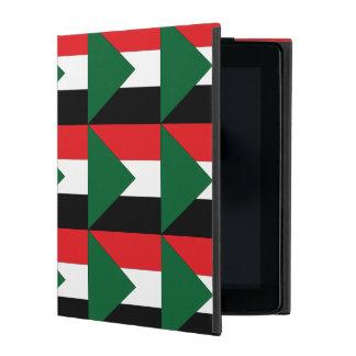Sudan iPad Folio Cases