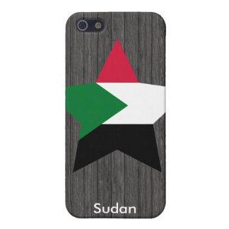 Sudan Cases For iPhone 5