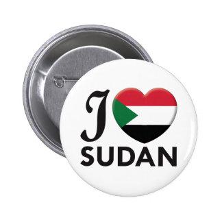Sudan Love Pin