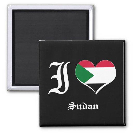 Sudan Fridge Magnets
